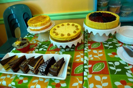 Lachi's Dessert Bar during DFAT 2010