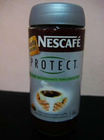 Nescafe Protect Body Partner