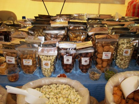 Nutsylicious Nuts at Mercato Centrale in The Fort Global City Taguig