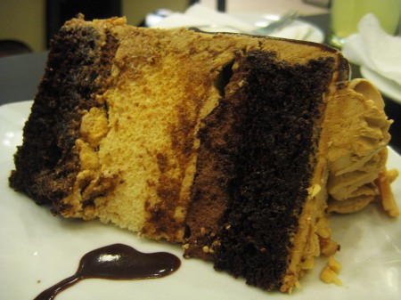 Viennese Mocha Torte by Conti's Pastry Shop and Restaurant Philippines