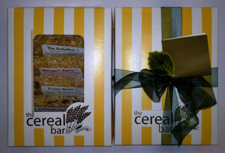 Muesli Granola The Cereal Bar Box of 6 Assorted Bars