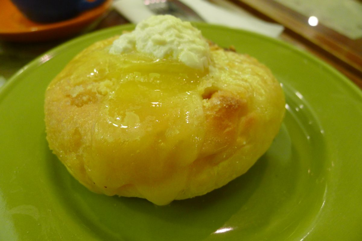 Mary Grace Grilled 3 Cheese Ensaymada Filipino Pastry