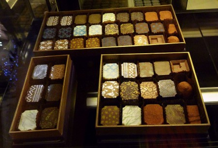 Machiavelli Chocolatier Chocolates