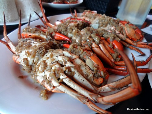 Arpochi's Sweet and Spicy Crabs