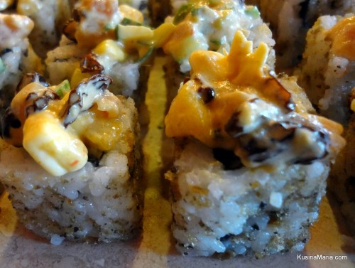Sumo Sam's Mt Apo Roll