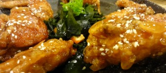 Teriyaki Boy's Tebasaki: Japanese Style Double Fried Chicken Wings