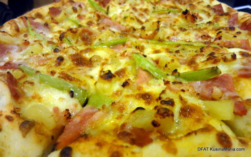 Greenwich Ultimate Hawaiian Overload Pizza