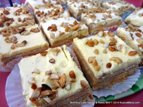 Sans Rival by Mother's Cake House
