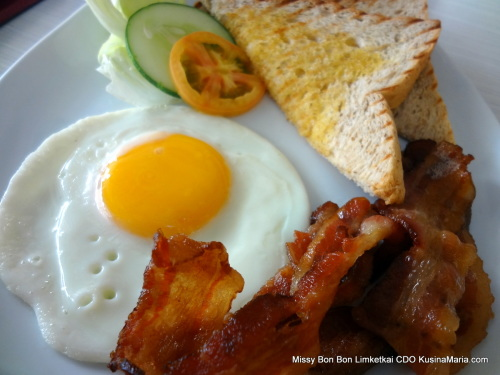 Wild Honey Bacon Meal by Missy Bon Bon Limketkai Branch