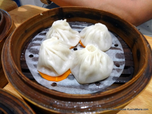 Xiao Long Bao by Caitlyn's Dimsum House