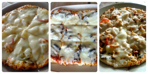 Pizzas by Basti's Brew