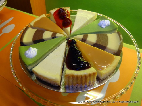 Cheesecakes by Lachi's