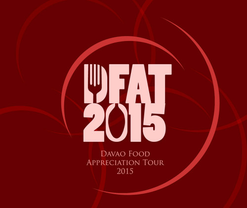 Davao Food Appreciation Tour 2015