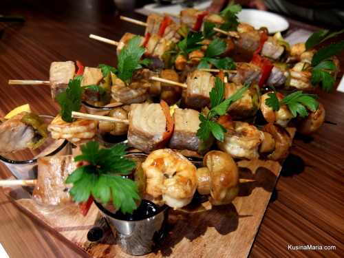 Espetinho (Brazilian Kebabs) by Vikings Luxury Buffet - Street Foods of the World