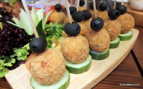 Suppli (Italian Rice Balls) by Vikings Luxury Buffet - Street Foods of the World