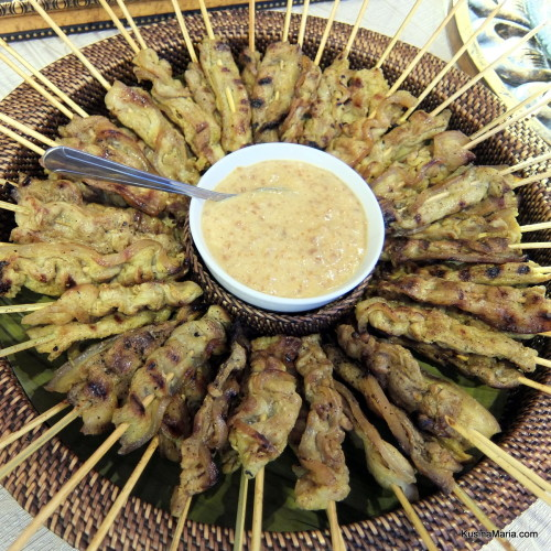 Satay by The Crazy Cook at the Davao Gourmet Collective at SM Lanang Premier