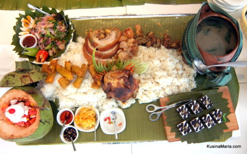 RBG Boodle Fight Rematch 2 with Boneless Pork Lechon Belly